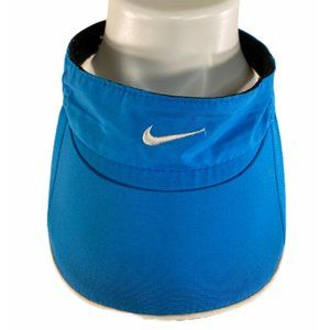 Adjustable Nike Visor - Blue